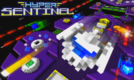 Hyper Sentinel is Coming to the Nintendo Switch