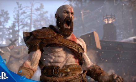 New God Of War Trailer Released – E3 2017