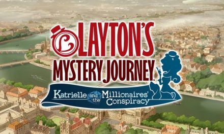Layton's Mystery Journey Second Trailer – 3DS