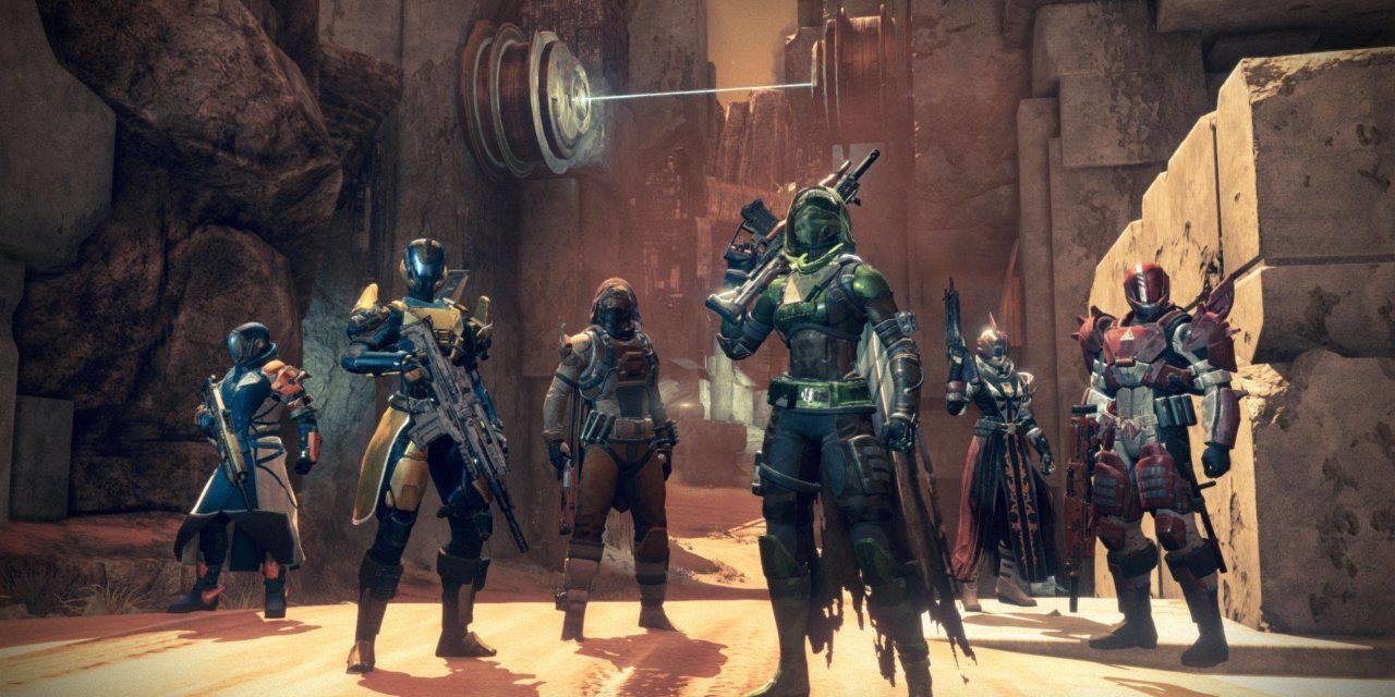 Changes Coming for Destiny 2 Year One