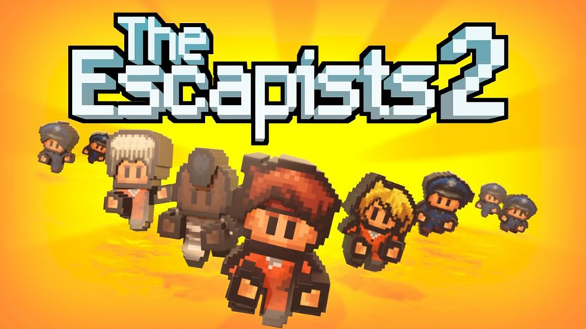 New Trailer for The Escapists 2 Features Some of the Prisons Within the Game