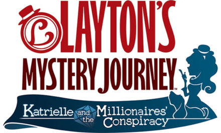 Layton's Mystery Journey First English Trailer