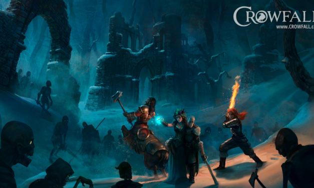 ZybakTV Interview – Crowfall, Future of MMOs and Kickstarter