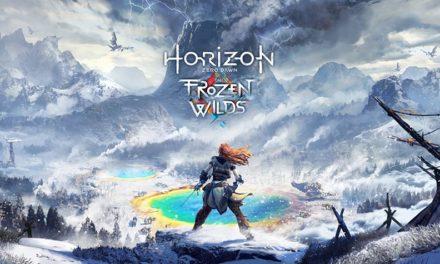 Horizon Zero Dawn: The Frozen Wilds Expansion Launches November 7