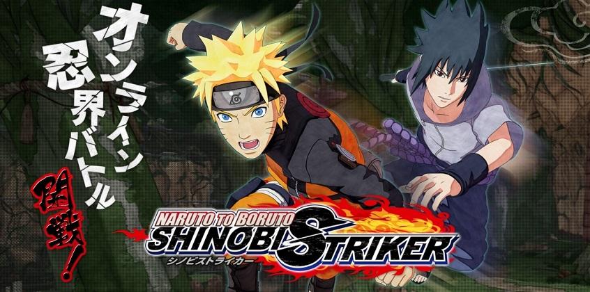 Naruto to Boruto: Shinobi Striker Gamescom 2017 Trailer