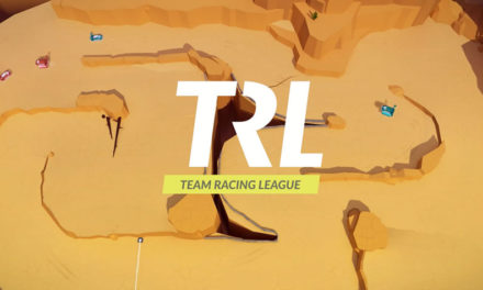 Team Racing League is Available Now