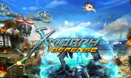 X-Morph: Defense is Avaialble Now on PC, Xbox One and PS4