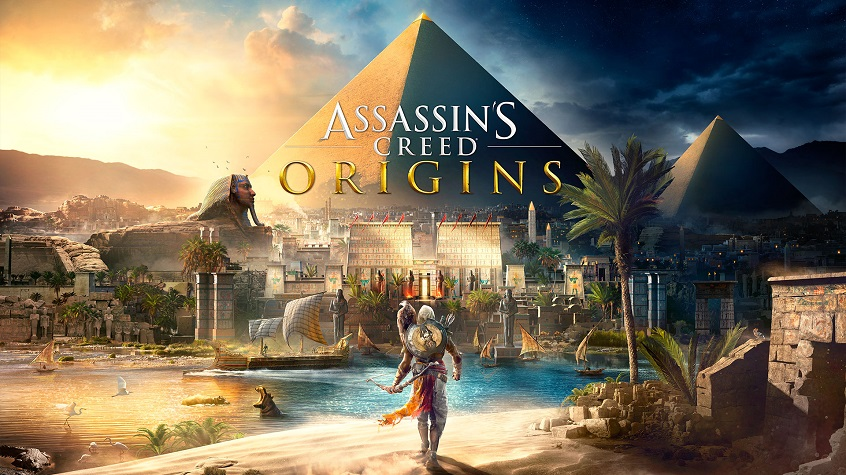 Assassin's Creed Origins: The Curse of the Pharaohs Launch Trailer