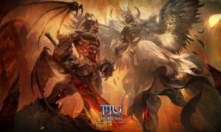 WEBZEN Celebrates the Success of the Stress Test and Launches MU Legend Frontier Packs