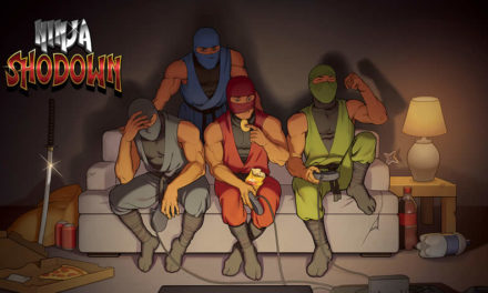 Ninja Shodown is Available Now