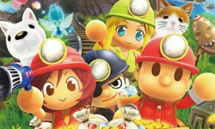 Spelunker Party! for Nintendo Switch and Steam Arrives this Fall