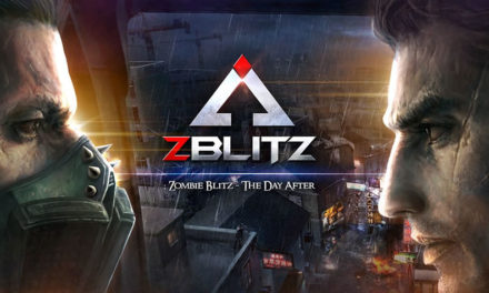Free to Play FPS Game on Facebook Gameroom, ZBlitz, is Now Updated to Version 4.5