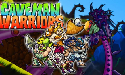 Caveman Warriors Launches Tomorrow on Nintendo Switch