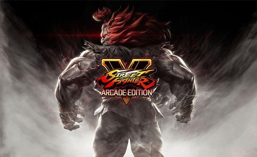 Street Fighter V Arcade Edition Adds Falke on April 24