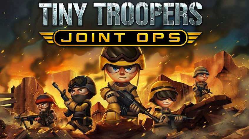 Tiny Troopers Joint Ops XL is Coming to Nintendo switch this Year