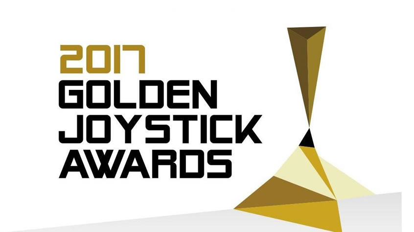Winners Announced for the Golden Joystick Awards Presented with OMEN by HP