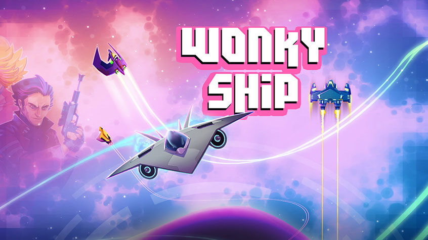 Wonky Ship is available Now on Steam