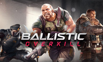 Green Man Gaming Became the Publisher of Ballistic Overkill