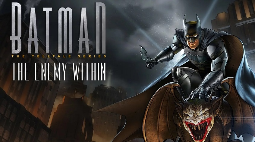 Batman: The Enemy Within – Trailer