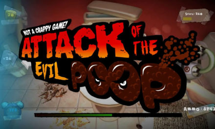 Attack of the Evil Poop: Not a Crappy Game! is Coming to Steam in Q1 2018