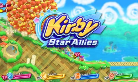 Kirby Star Allies is coming to Nintendo Switch in March