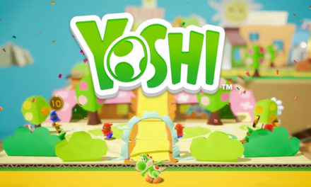 Leaked: Yoshi's Crafted World Coming For Nintendo Switch