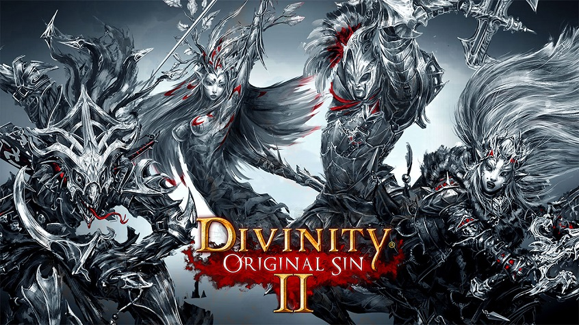 Divinity: Original Sin 2, Elves, lizardmen, dwarves, sourcerers