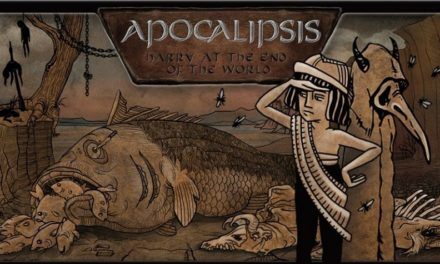 Apocalipsis: Harry at the End of the World on Steam today!