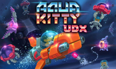 Aqua Kitty UDX is Coming to Nintendo Switch on February 15th 2018