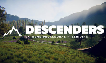Descenders Out Now on Steam, Coming Exclusively to Xbox Game Preview