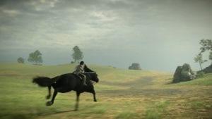 Agro, Horse, Riding, Exploring, Open World