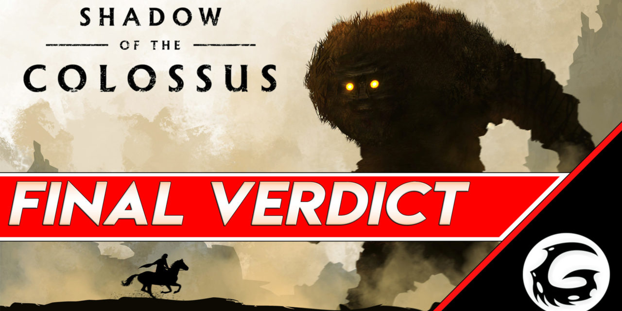 Shadow of the Colossus (2018) Review