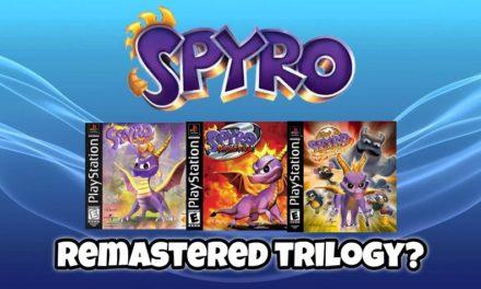 Rumor: Spyro the Dragon Treasure Trilogy to Be Revealed Today