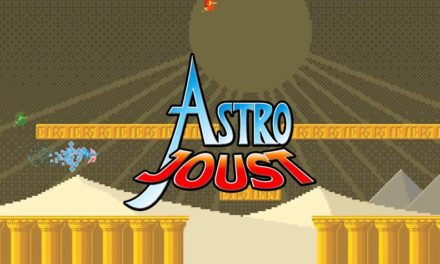 Astro Joust – Multiplayer Joust, with Jetpacks!