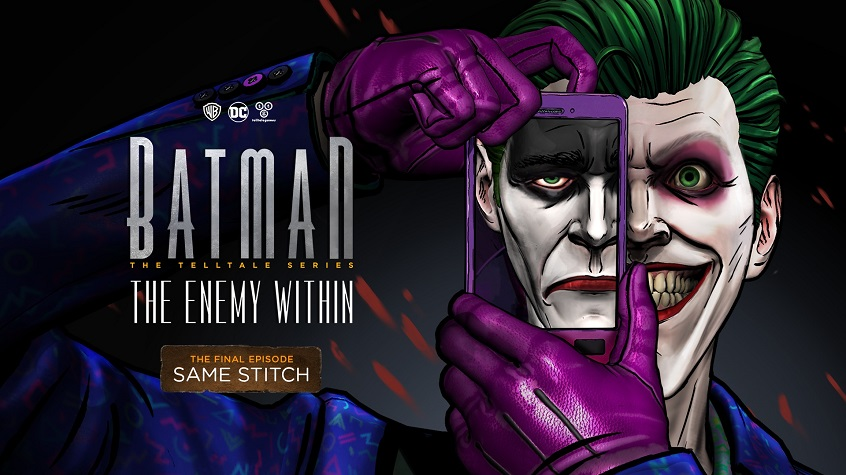 Season Finale of Batman: The Enemy Within Now Available