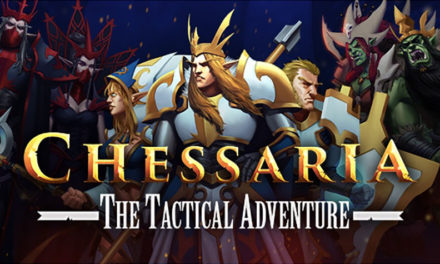 Chessaria: The Tactical Adventure is Coming to PC on March the 8th