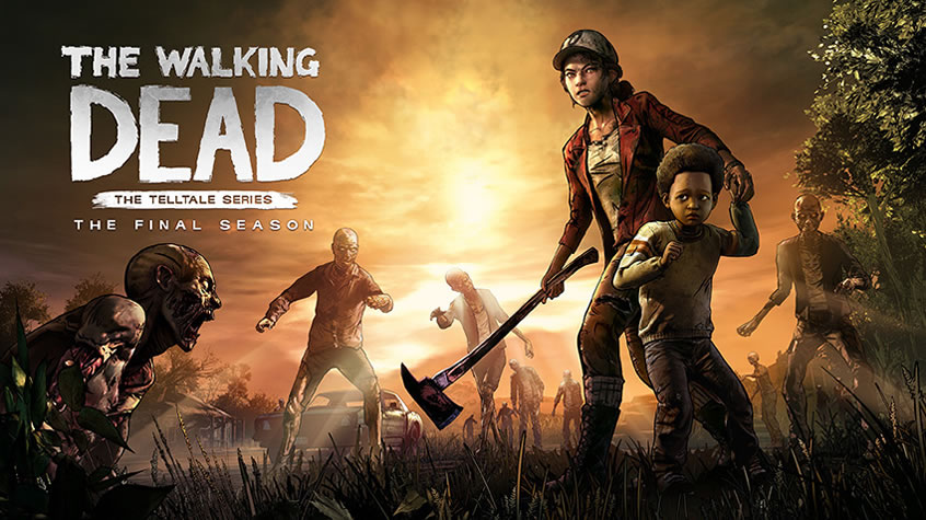 The Walking Dead: The Final Season Key Art Revealed, Debuting Later This Year