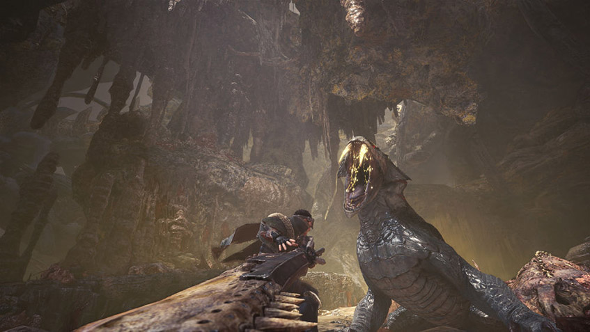 Monster Hunter World: How To Slay Great Girros – Tips and Tricks