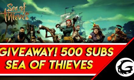 Sea of Thieves Digital Copy Giveaway