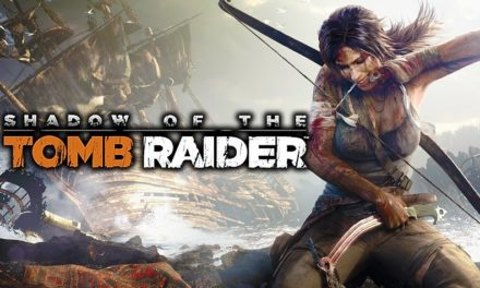 Shadow of the Tomb Raider Combat Gameplay Footage