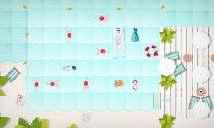 Swim Out on Nintendo Switch march 20th!