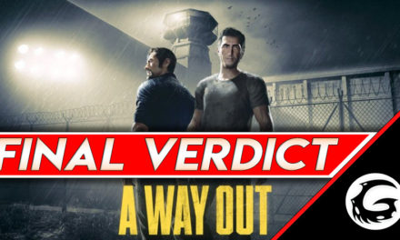 A Way Out – Review