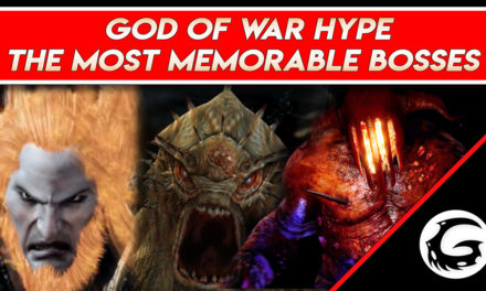 Top Ten Memorable Bosses from the God of War Trilogy