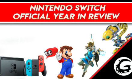 Nintendo Switch – A Year In Review