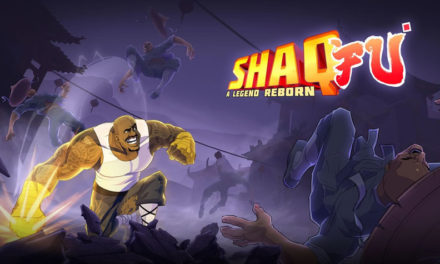 Shaq Fu: A Legend Reborn Will be Releasing on June 5th