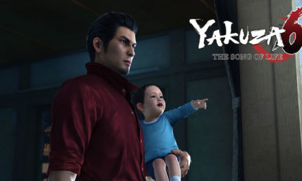 Yakuza 6: The Song of Life is Available Now