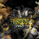 the cover for dragons crown pro