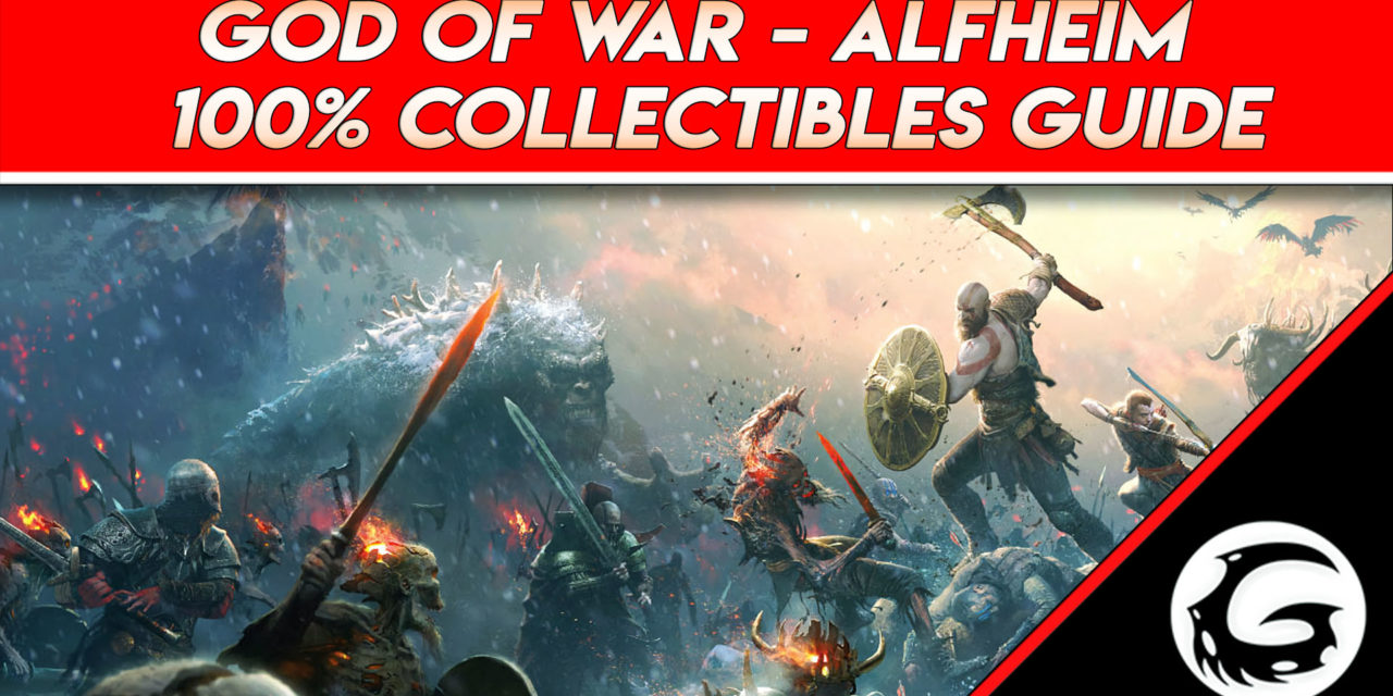 Alfheim 100% Collectibles Video Guide – God of War