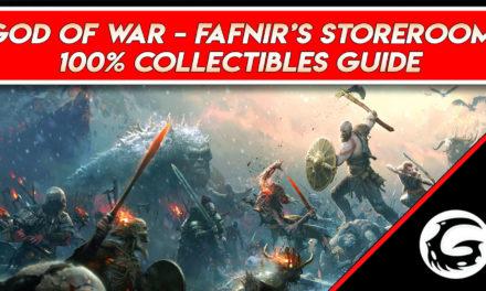 Fafnir's Storeroom 100% Collectibles Video Guide – God of War