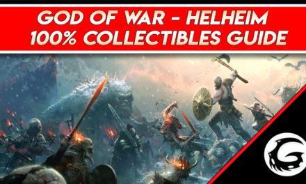 Helheim 100% Collectibles Video Guide – God of War